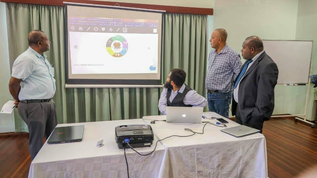 PNG CIVIL AND IDENTITY REGISTRY(PNGCIR) LAUNCHES NEW WEBSITE